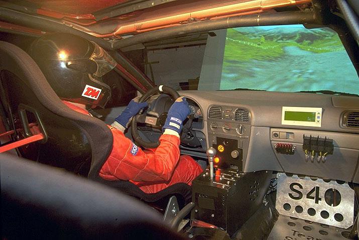 Simulador de Rally SIMRAC
